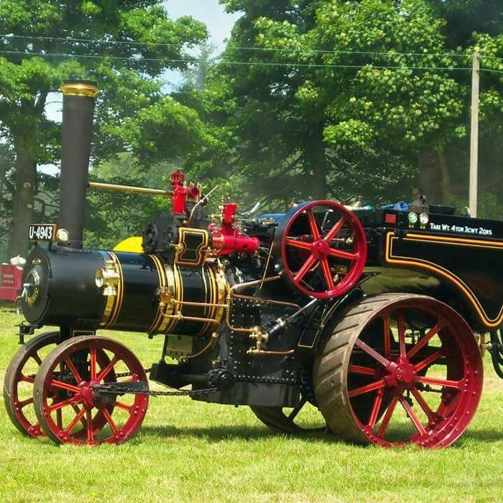 National Steam Rally
