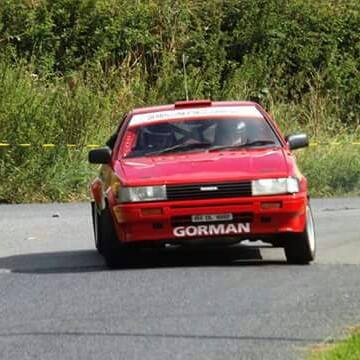 Laois Heartlands Car Rally