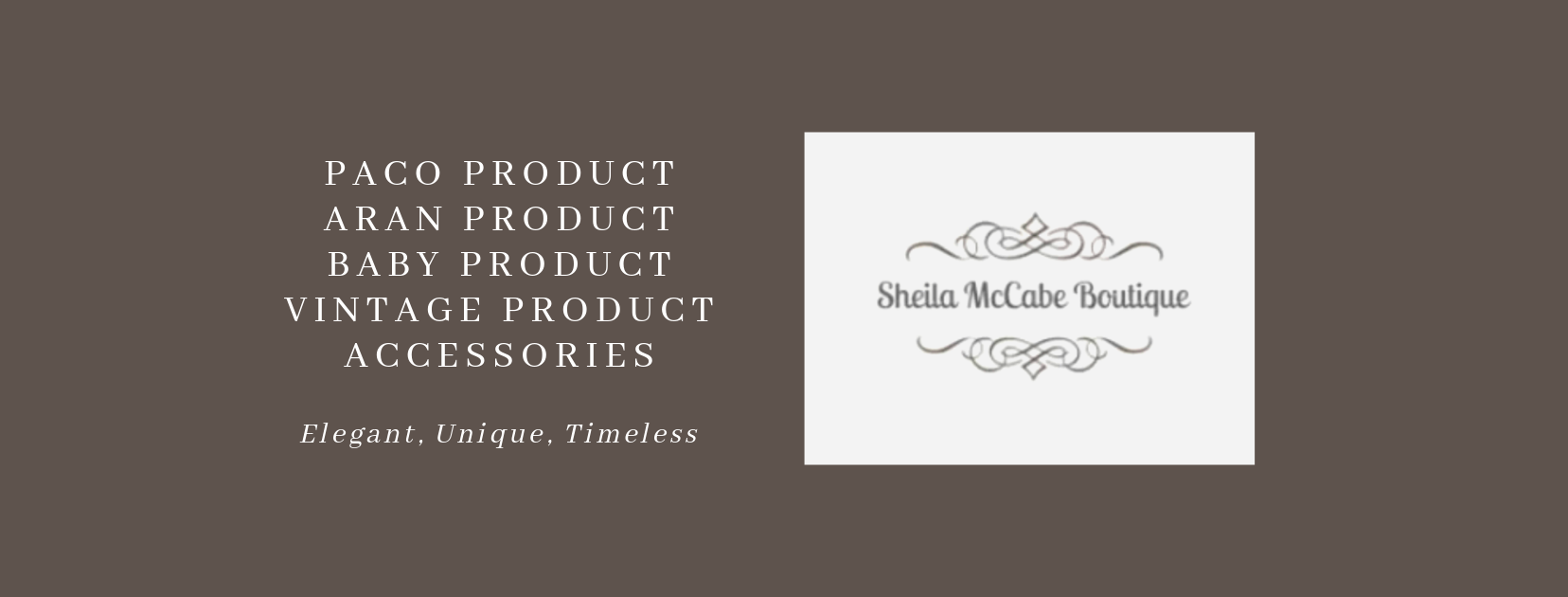 Sheila McCabe Boutique