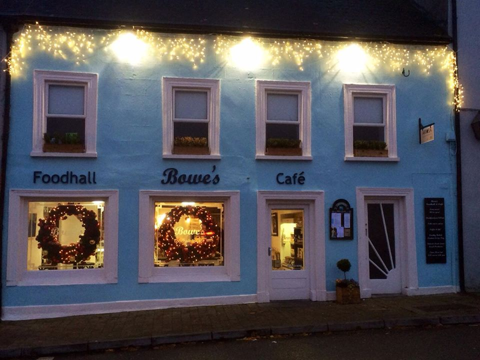 Bowes' Foodhall, Café & Bakery