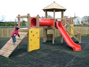 Playgrounds in Laois