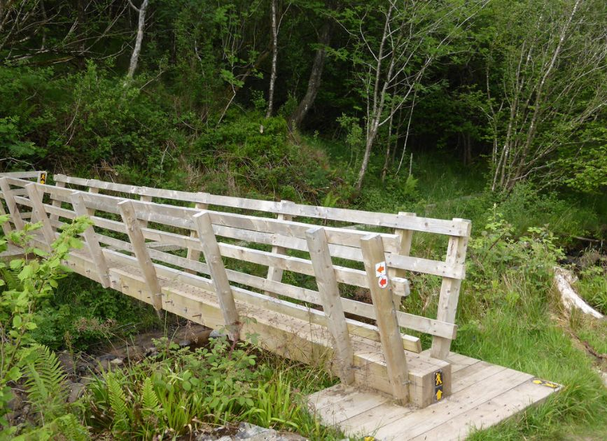 Glenbarrow – Eco Walk