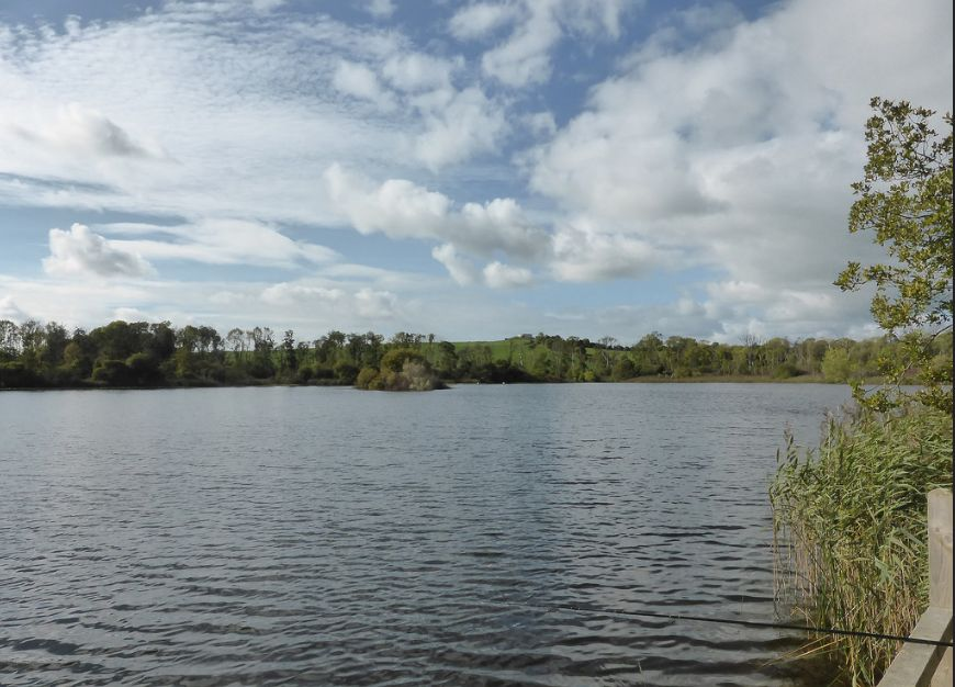 Granstown Wood and Lake Nature Reserve Lake Trail
