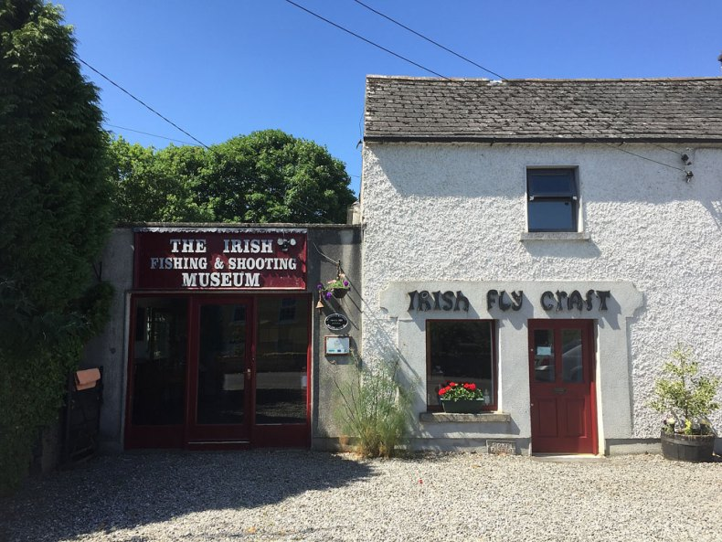 Irish Fly Fishing and Game Shooting Museum