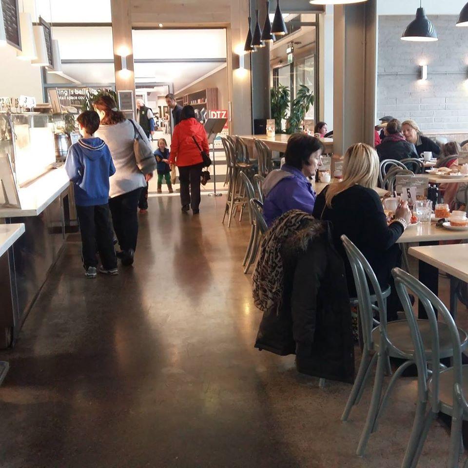 Rafters Café