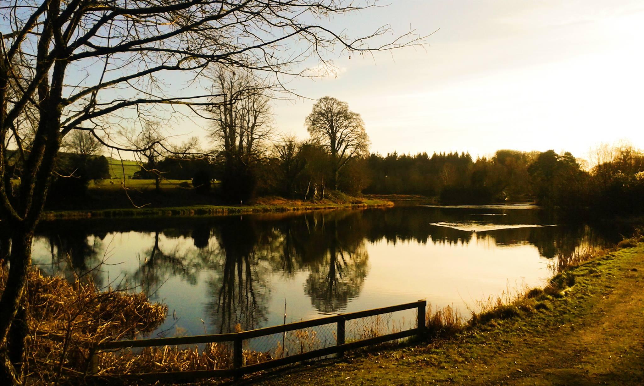 Stradbally Lake