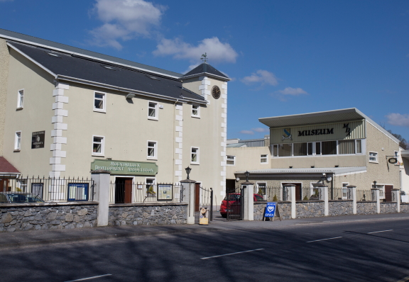 Mountmellick Embroidery Museum