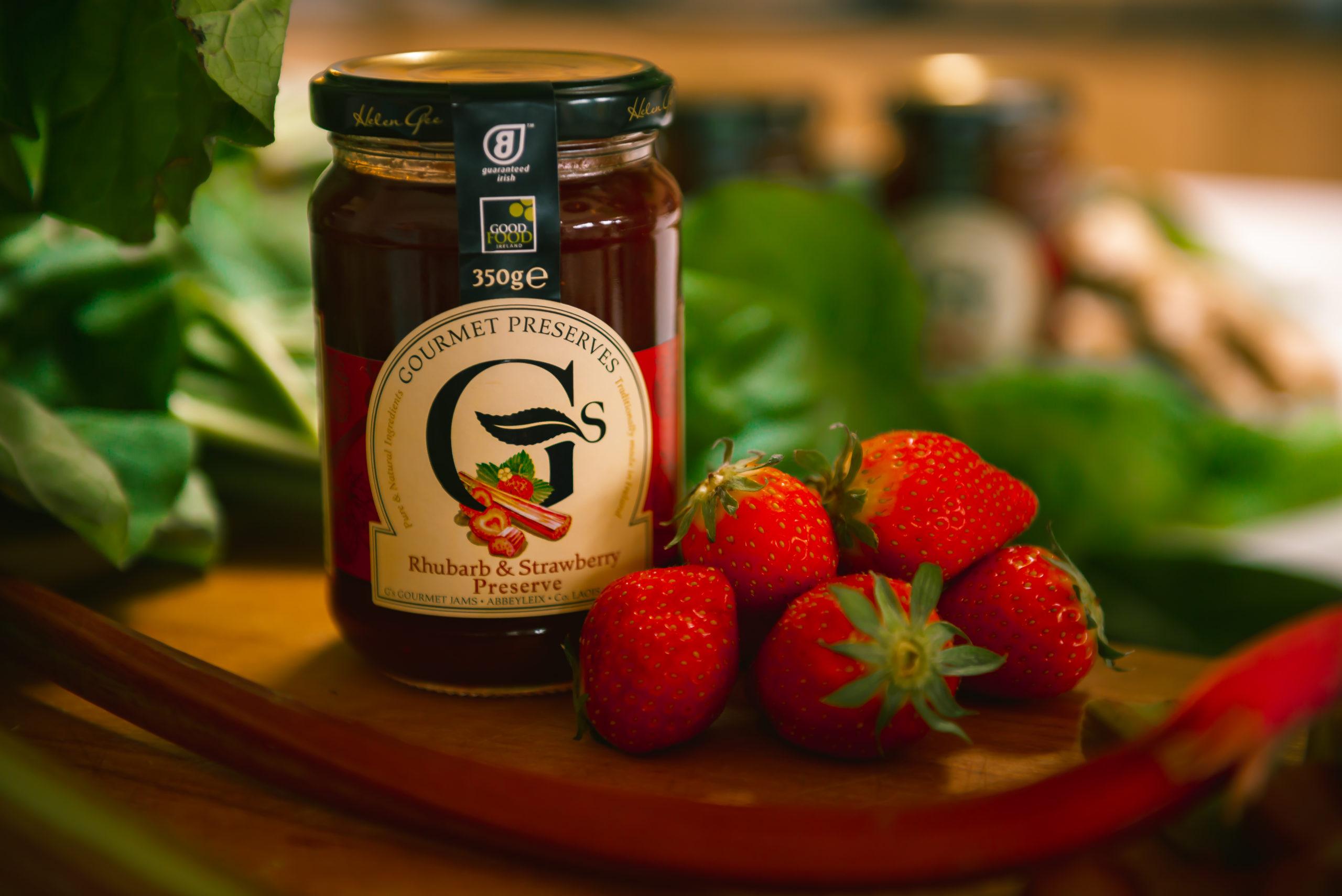 G's Gourmet Jams - Laois Taste - Laois Tourism