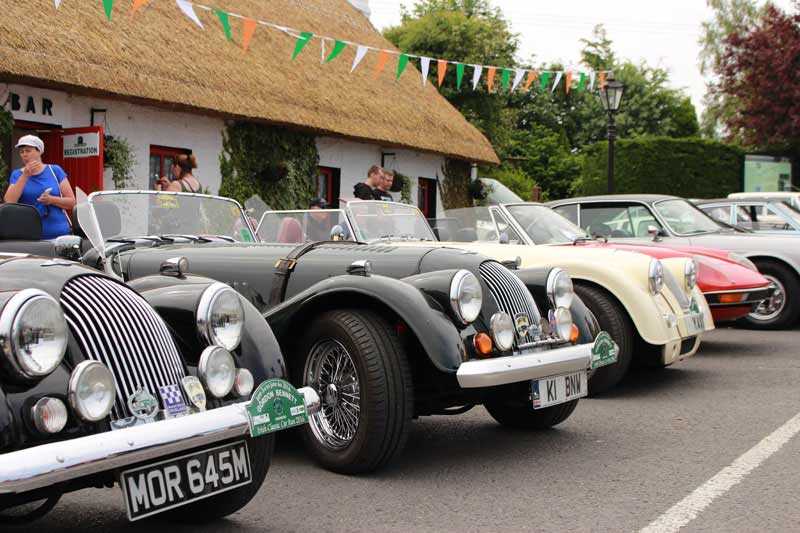 Gordon Bennett Classic Car Run
