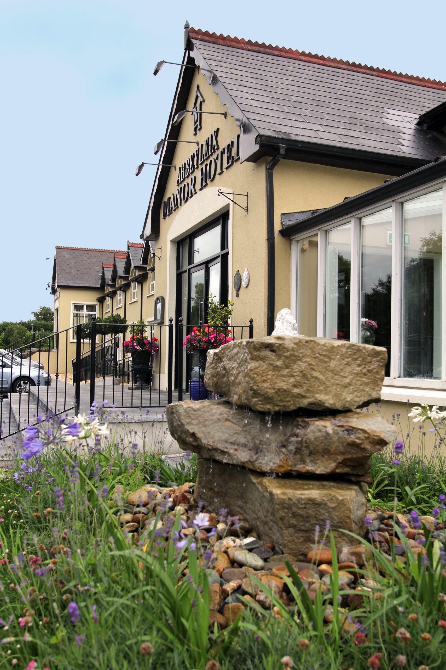 The Abbeyleix Manor Hotel
