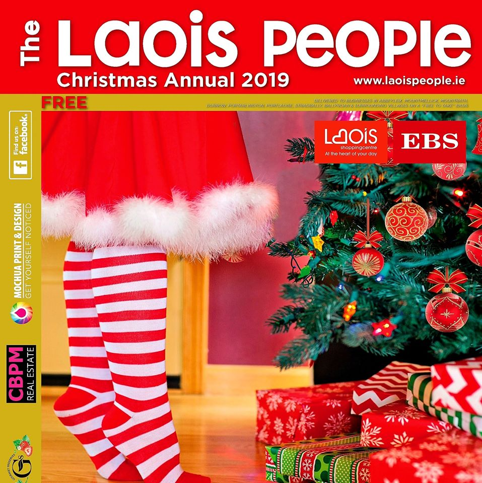 The Laois People Christmas Annual 2019 - Laois Tourism
