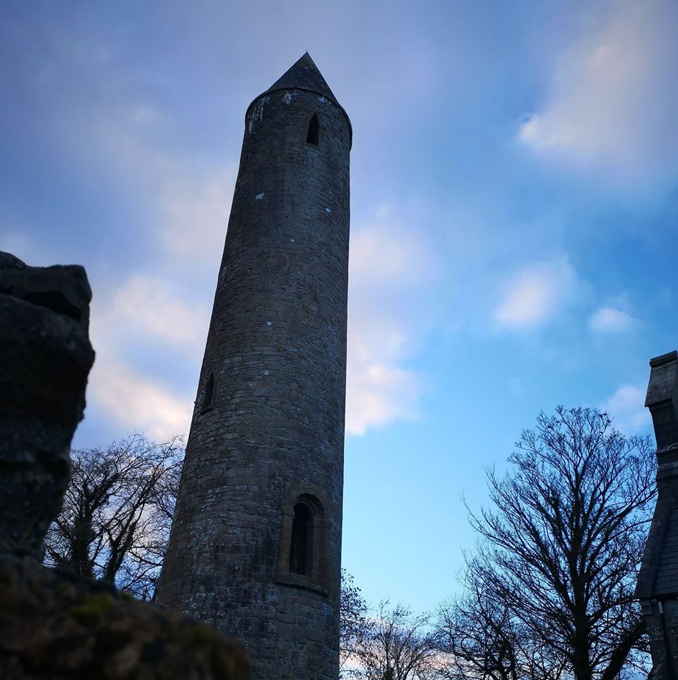 Timahoe Tower - Midway Ireland Tours - Things To Do in Laois