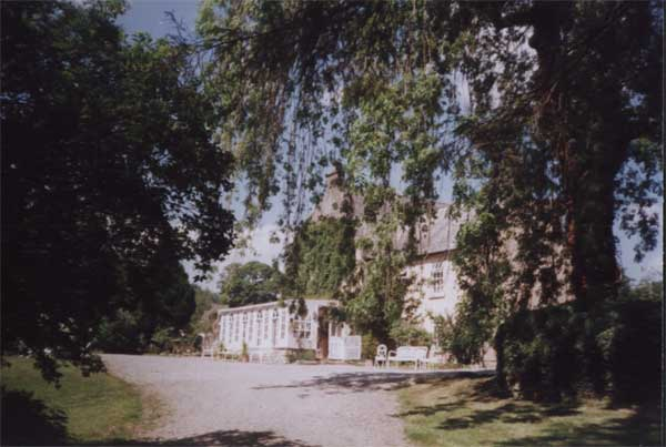 Manor House, Ballaghmore Castle