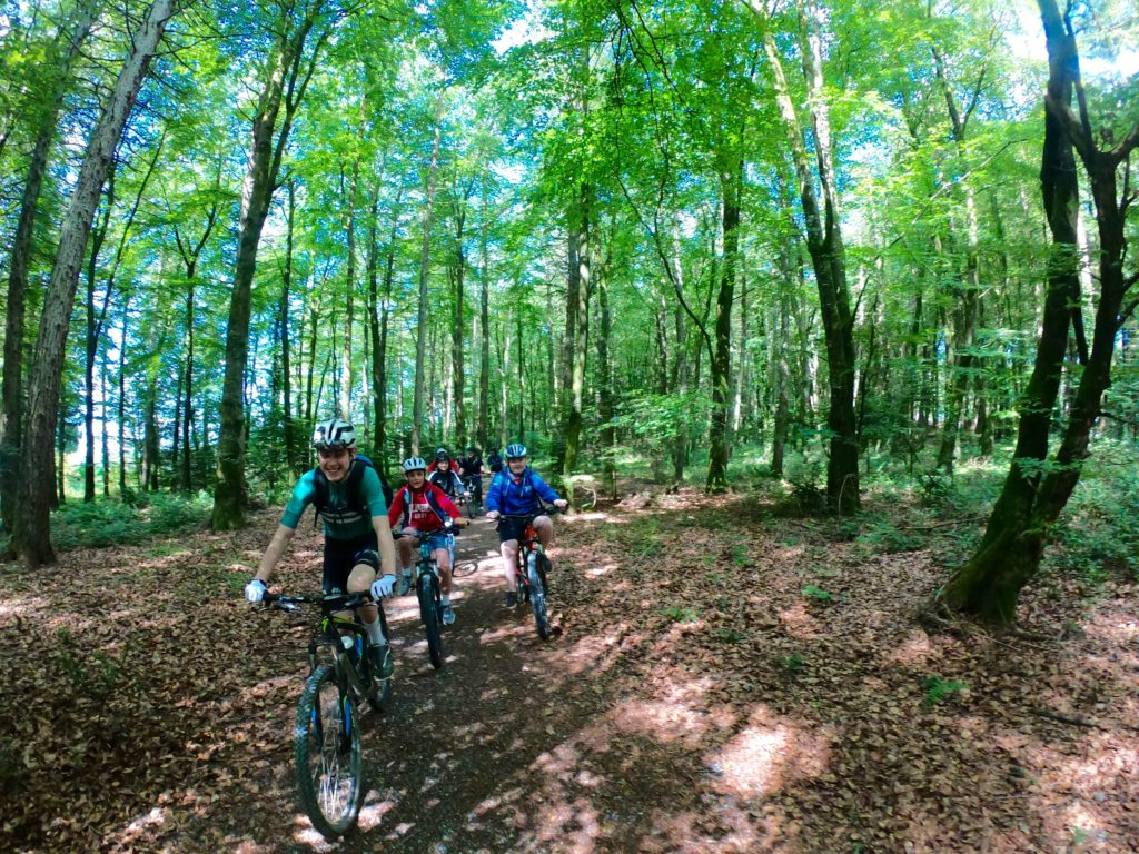 Slieve Bloom Mountain Bike Centre