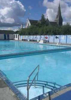 Ballinakill Outdoor Pool