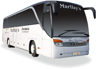 Martleys of Portlaoise Bus Hire